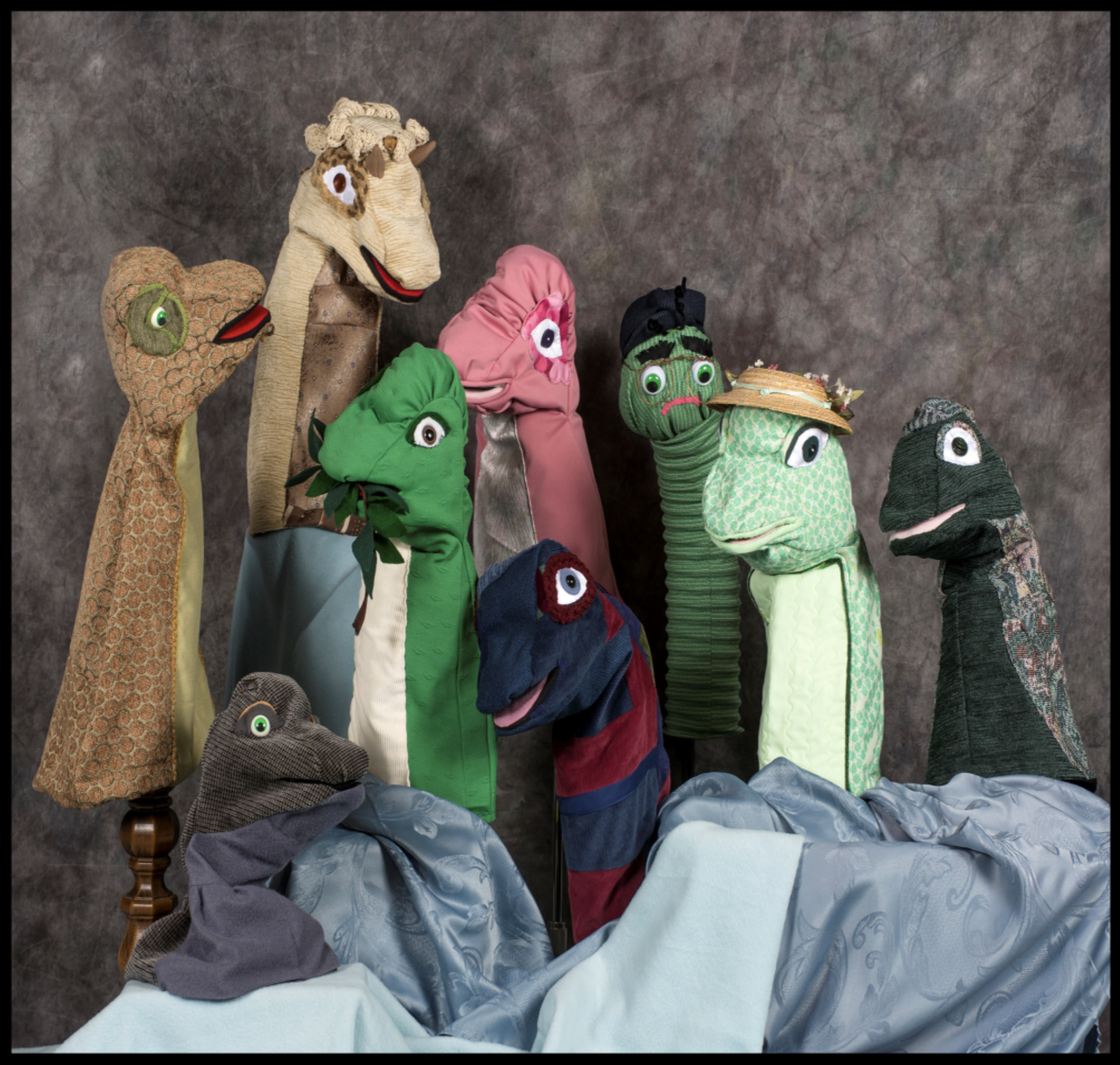 Miss Fitz Puppets